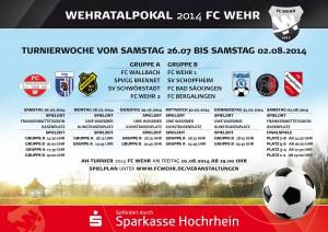 Plakat Wehratalpokal